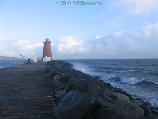 Poolbeg Lighthouse, Dublin