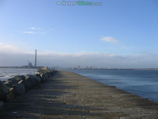 Poolbeg Power Station, Dublin