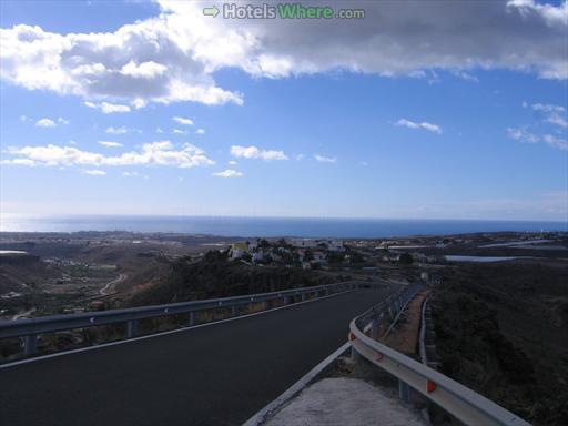 GC-503, Gran Canaria