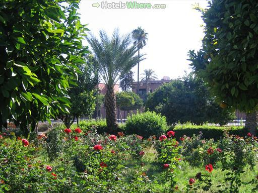 Parc Lalla Hasna, Marrakech