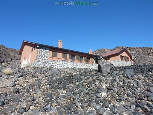 Refugio Altavista, Teide