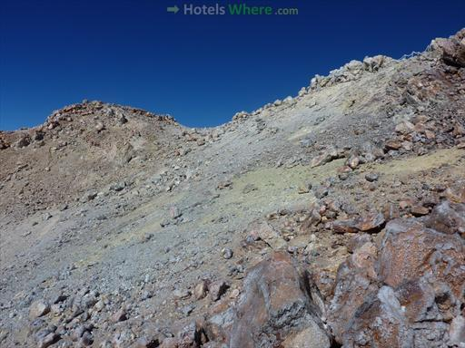 Teide Crater (north-west)