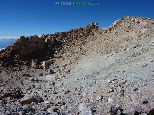 Teide Crater (south-west)