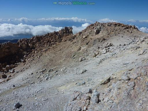 Teide Crater (west)